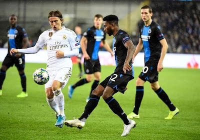 Veredeld B-elftal van Real rekent af met Club Brugge, dat wel doorstoot naar de Europa League