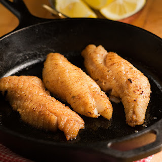Pan Fried Whitefish Recipe