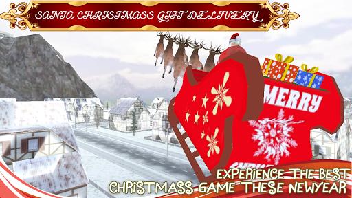 Santa Christmas Gift Delivery Game