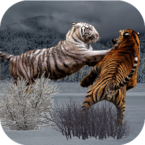 Ultimate White Tiger Simulator for PC and MAC