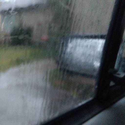 Jeep truck Rain - White Noise Market