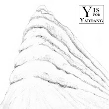 Photo: Maggie Ruddy - Alphabet of Physical Geography - Y is for Yardang