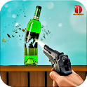 Real Bottle Shooting Free Games | New Games 2019 icon