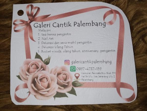 Gcp Jasa Hias Henna Pengantin Palembang