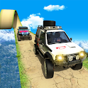 Hill Climb Racing Masters: Mountain Car Drive icon