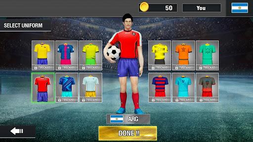 Soccer League Evolution 2019: Play Live Score Game 2.7 screenshots 5