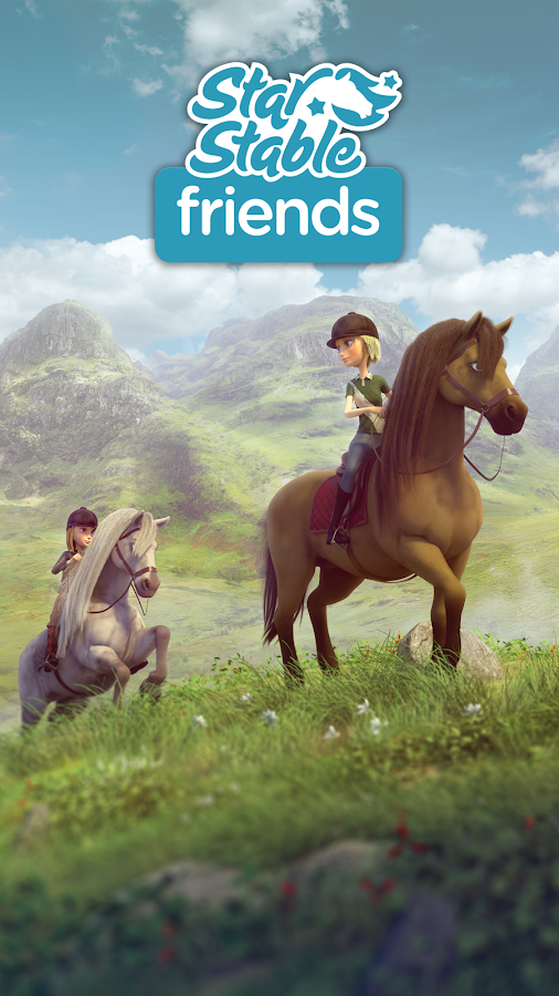 Star Stable Friends- screenshot