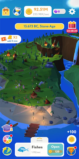 Evolution Idle Tycoon - World Builder Simulator filehippodl screenshot 12
