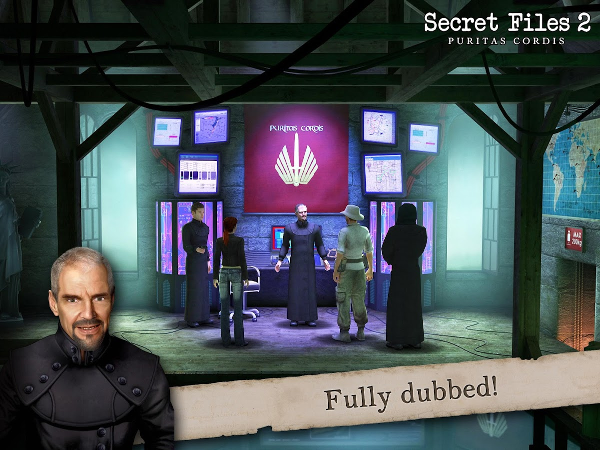 Secret Files 2: Puritas Cordis- screenshot