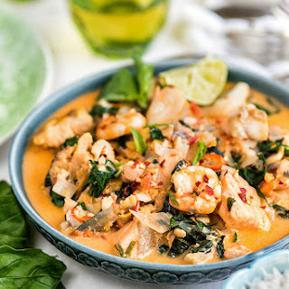 One-pot Thai Fish Stew