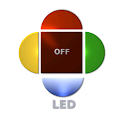 Torch - led light icon