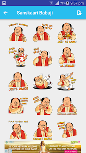 Desi Stickers for Messengers 4