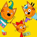 Kid-E-Cats: Adventures Kids Games (full version) icon