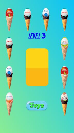 Ice Cream Surprise Eggs apktram screenshots 5