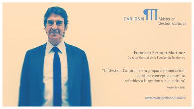 Photo: Francisco Serrano Martínez - Experiencias de Gestión en Empresas Creativas y Culturales