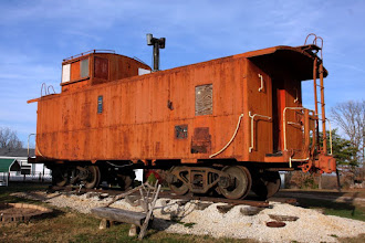 Photo: Another caboose? Stanton MO