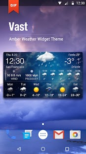 Best Weather Widget Android Apk by ? Weather Widget Theme Dev Team