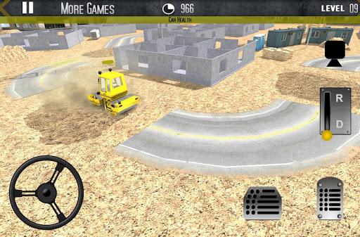 Heavy Equipment Simulator 3D