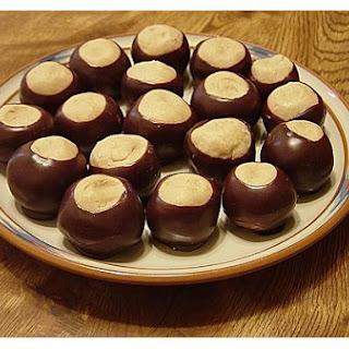 Ohio Buckeye Candy