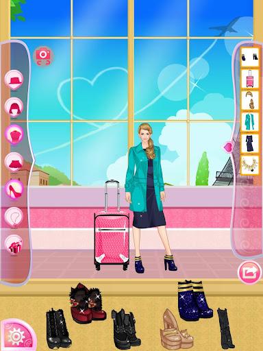 玩免費休閒APP|下載Helen Paris Fashion Dress Up app不用錢|硬是要APP