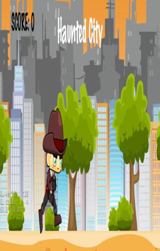 Haunted City android2mod screenshots 1