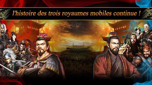 Trois royaumes mondiale  captures d'u00e9cran 1