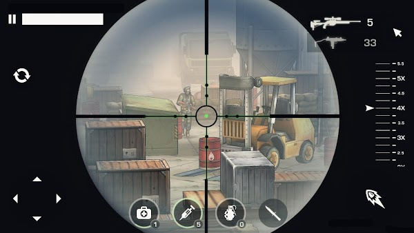 Major Gun : war on terror- screenshot thumbnail