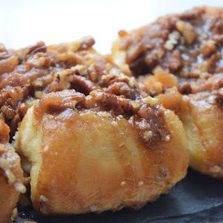 Caramel Pecan Rolls.