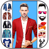 Man Suit Photo Editor: Men Suit Photo Montage 2018