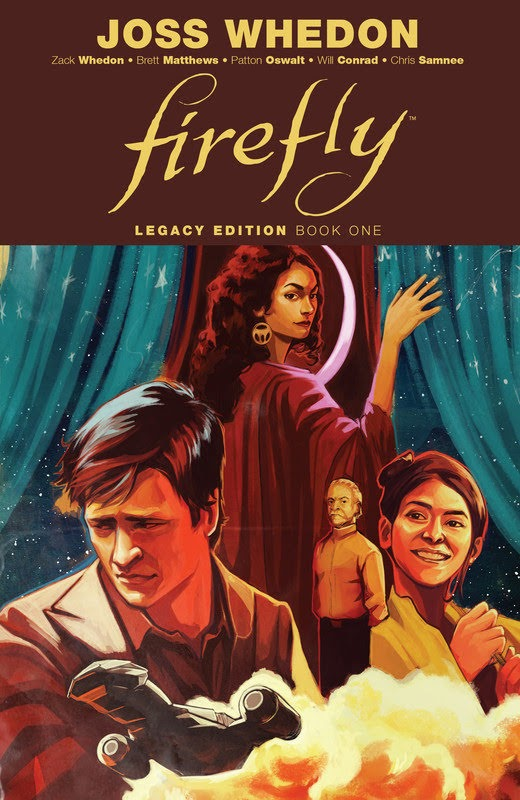 Firefly Legacy Edition (2018) - complete