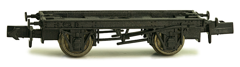 Photo: 2A-000-016  7 Plank Chassis