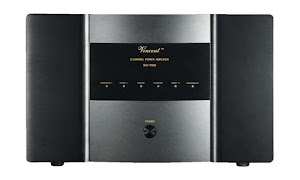 SAV P200 6-channel power amplifier from Vincent Audio in the UK