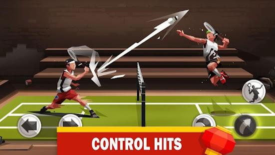 Badminton League- screenshot thumbnail