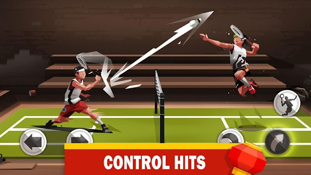 Badminton Lig APK screenshot thumbnail 2
