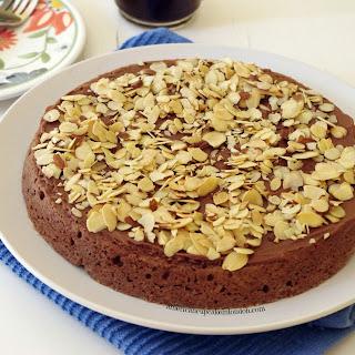Julia Child Chocolate Almond Cake