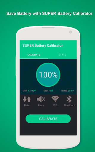SUPER Battery Calibrator