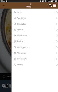 Recetas de Chile screenshot 9