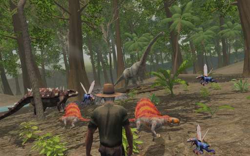 Dinosaur Safari: Online Evolution filehippodl screenshot 5