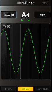 UltraTuner - Chromatic Tuner