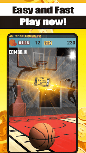 Gift Basketball - Play Basketball, Win Free Gifts screenshot 2