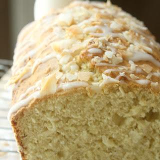 Coconut Almond Tea Cake