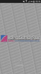 RADIO IDENTIDAD SUR screenshot 2