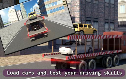 玩免費模擬APP|下載汽車運輸卡車SIM 2015年 app不用錢|硬是要APP