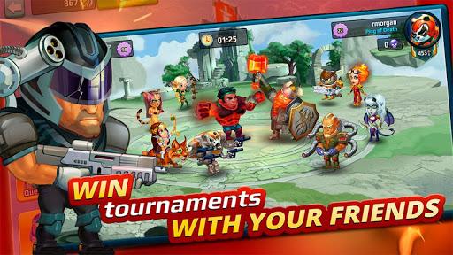 Battle Arena: Heroes Adventure - Online RPG 1.7.1401 screenshots 2