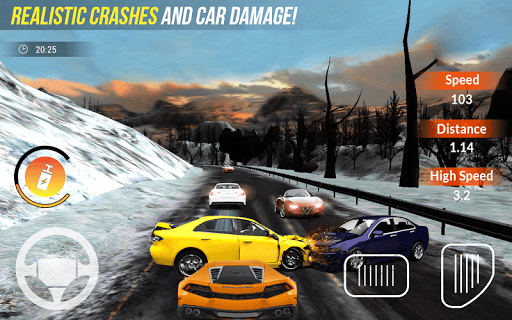 Turbo Highway Racer 2018 1.0.2 screenshots 3