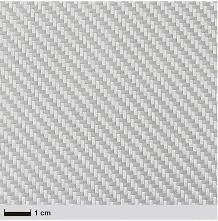 Glasfiberväv 280 g/m² Twill AERO, bredd 100cm