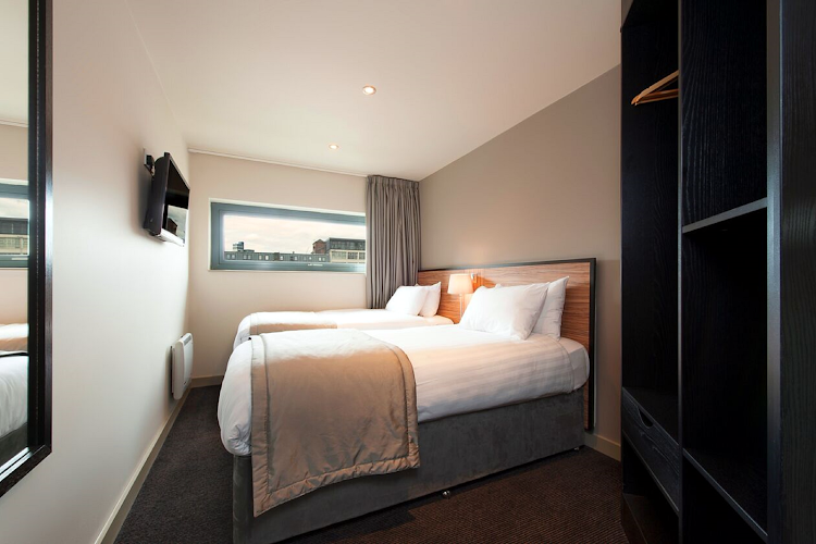 Two bedroom apartment at La Reserve Aparthotel Manchester