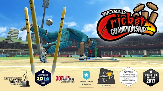 World Cricket Championship 2 Mod 2.8.6.6 Apk [Unlimited Coins] 1