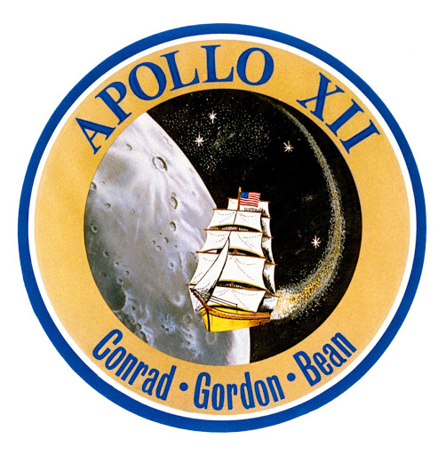 Official insignia of Apollo 12