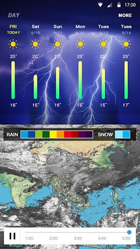 Weather Forecast 1.2.9 screenshots 2